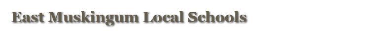 East Muskingum Local Schools